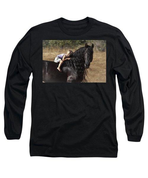 Young Rider Long Sleeve T-Shirt