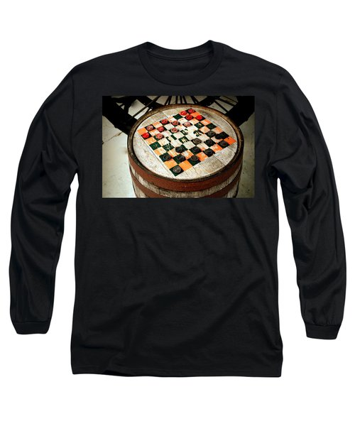 Your Move Long Sleeve T-Shirt