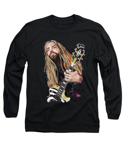 Zakk Wylde Long Sleeve T-Shirt
