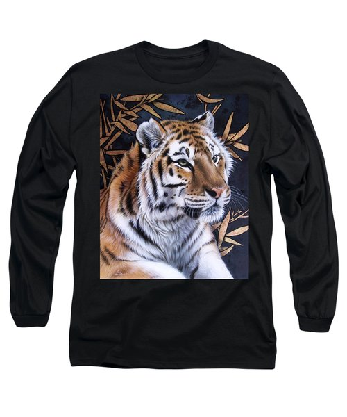 Zen Too Long Sleeve T-Shirt by Sandi Baker