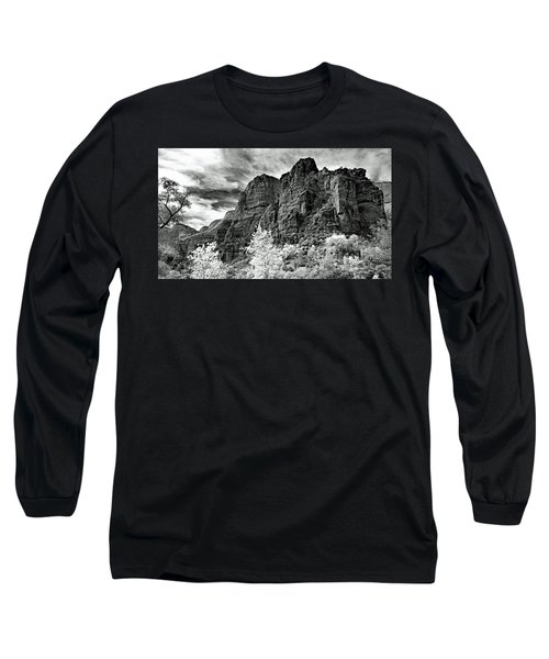Zion No. 67-2 Long Sleeve T-Shirt