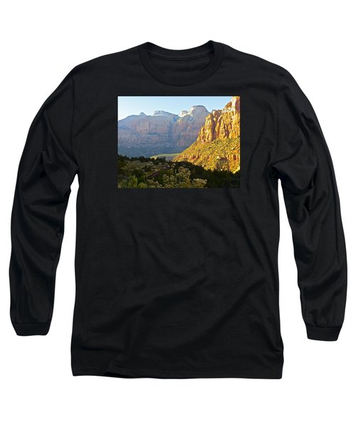Zion's Gold Long Sleeve T-Shirt