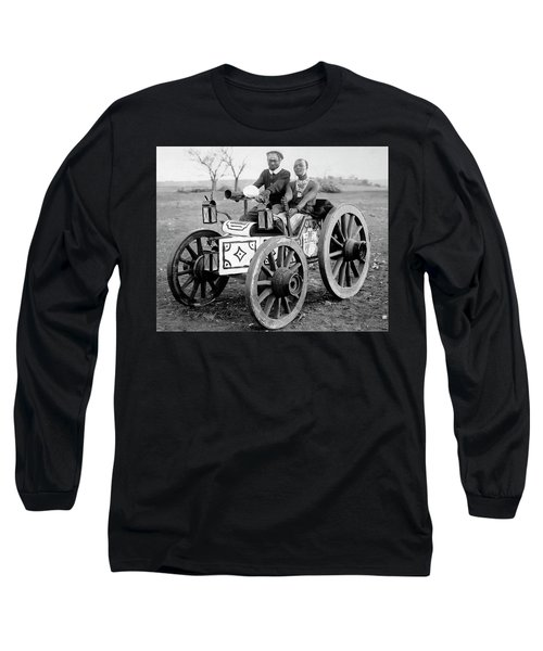 Zulu Motor Cab 1903 Long Sleeve T-Shirt