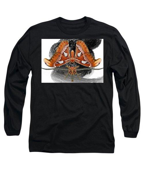 Atlas Moth7 Long Sleeve T-Shirt