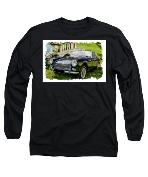 Austin Healey Sprite Long Sleeve T-Shirt