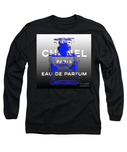Chanel No 5 - Pop Art Long Sleeve T-Shirt