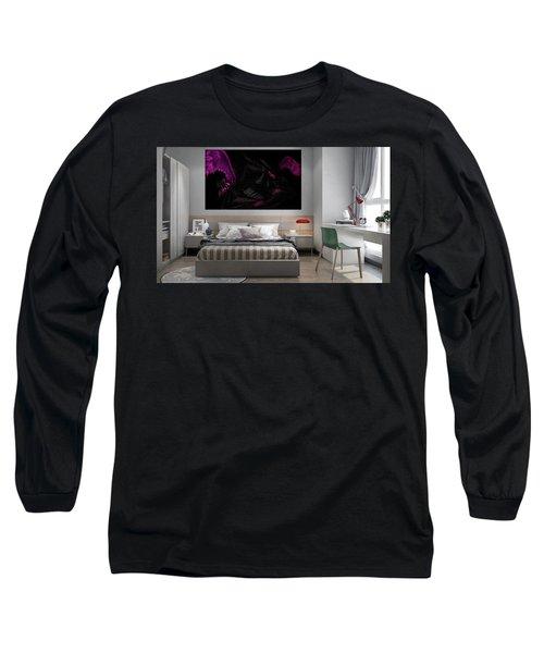 Fly Dice Long Sleeve T-Shirt