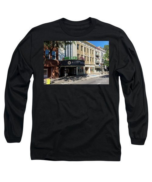 Miller Theater Augusta Ga Long Sleeve T-Shirt