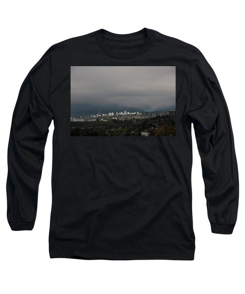 North Vancouver  Long Sleeve T-Shirt