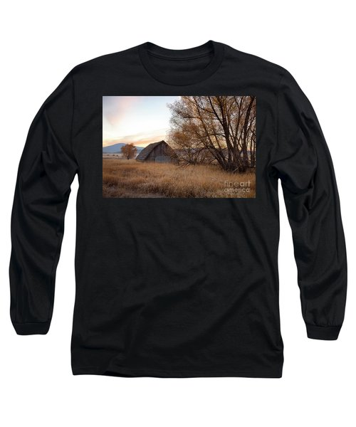 Sanders Barn Long Sleeve T-Shirt