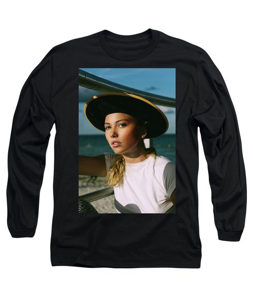 Sasha Dubrovskaya  Long Sleeve T-Shirt