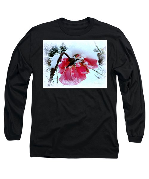 The Last Rose Long Sleeve T-Shirt