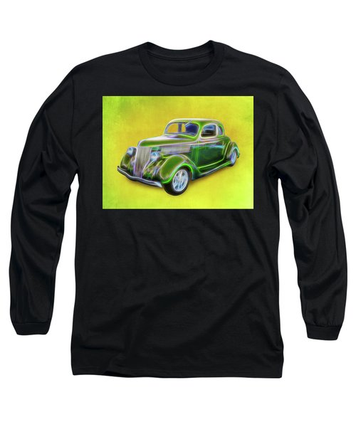 1936 Green Ford Long Sleeve T-Shirt