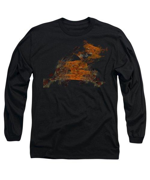 Coming Undone Long Sleeve T-Shirt