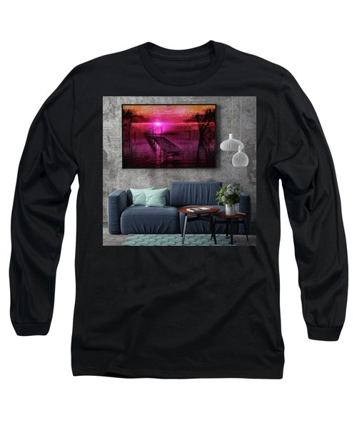 The Bridge Line Long Sleeve T-Shirt
