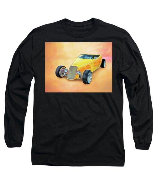 33 Speedstar Long Sleeve T-Shirt