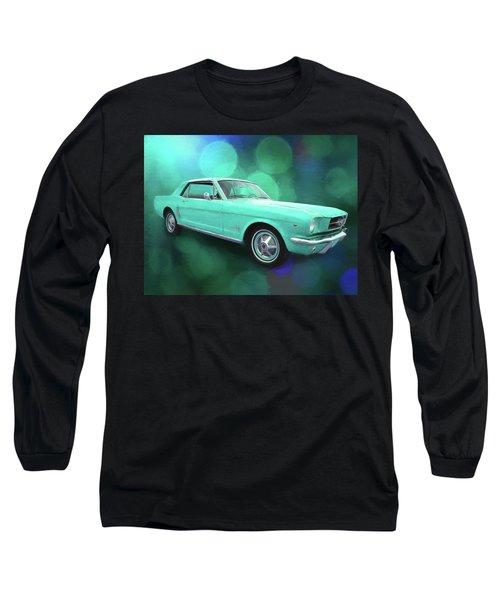 65 Mustang Long Sleeve T-Shirt