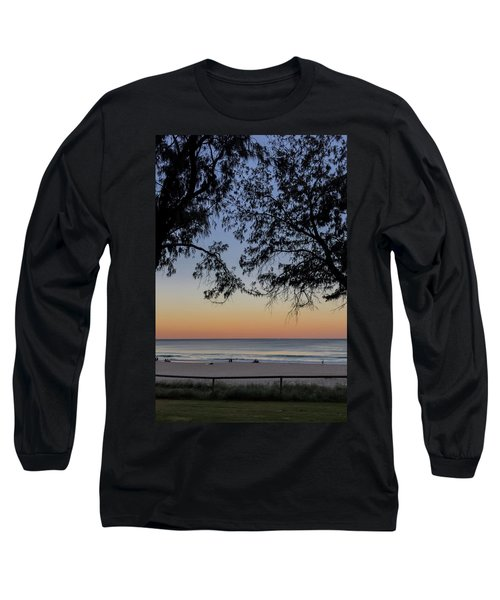 A Beautiful Place To Be Long Sleeve T-Shirt