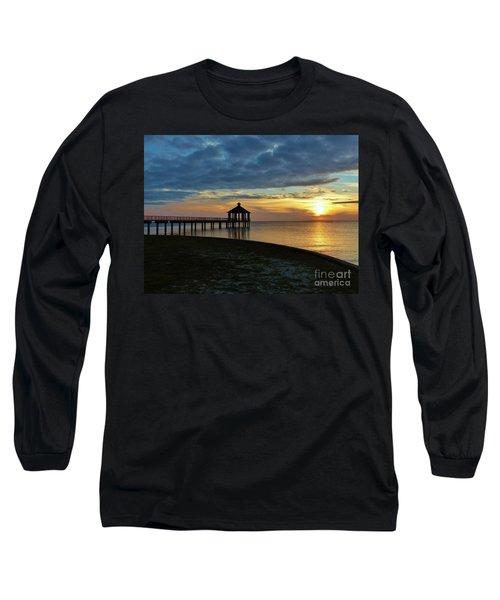 A Sense Of Place Long Sleeve T-Shirt