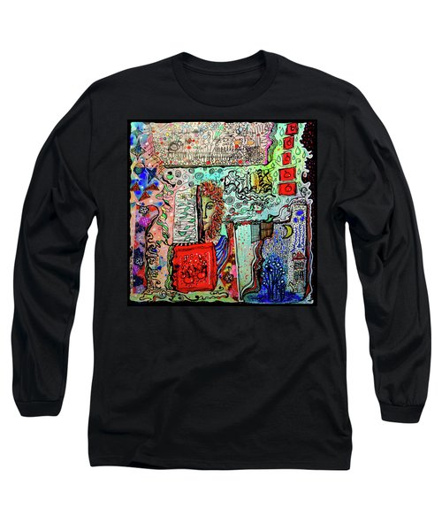 A Story Waiting To Be Told Long Sleeve T-Shirt