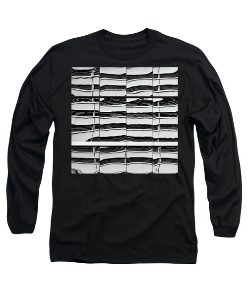 Abstritecture 40 Long Sleeve T-Shirt