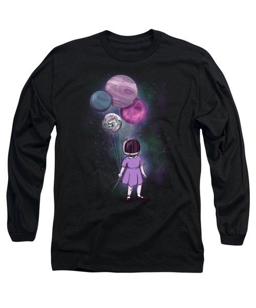 Across The Universe Long Sleeve T-Shirt