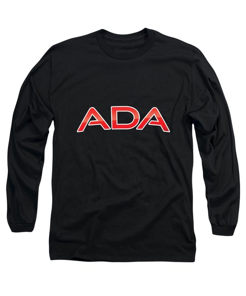 Ada Long Sleeve T-Shirt