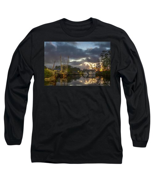 After The Storm Sunrise Long Sleeve T-Shirt