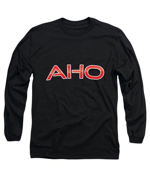 Aho Long Sleeve T-Shirt
