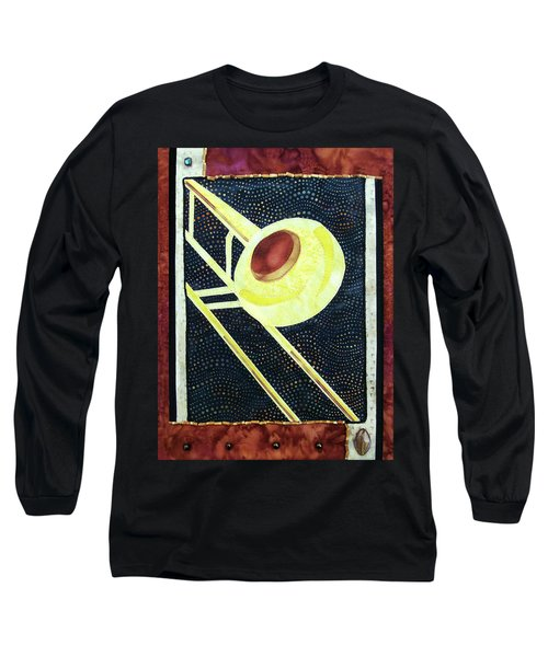 All That Jazz Trombone Long Sleeve T-Shirt