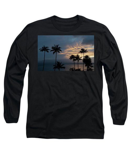 Aloha And Goodbye Long Sleeve T-Shirt