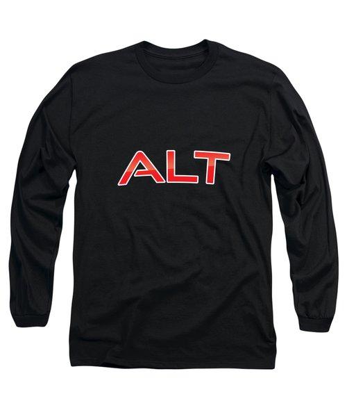 Alt Long Sleeve T-Shirt