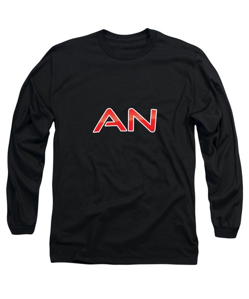 An Long Sleeve T-Shirt