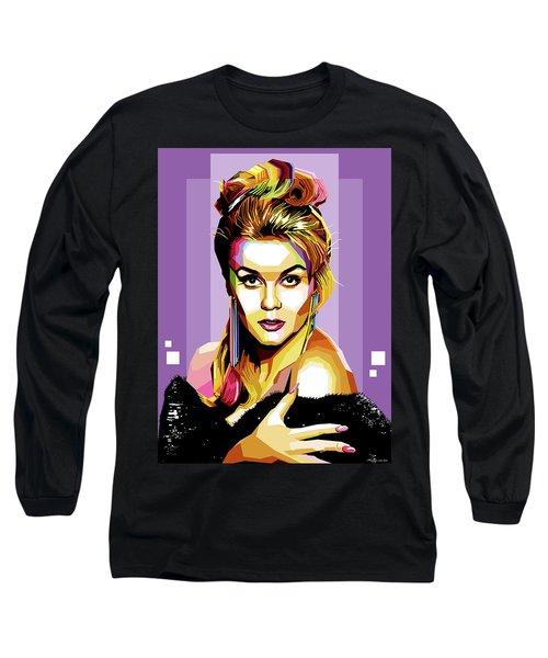 Ann-margret Long Sleeve T-Shirt