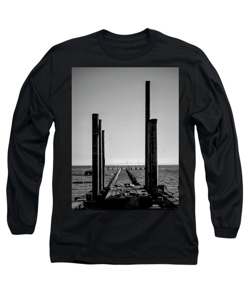 Anna Maria City Pier Rebuild 2019 Long Sleeve T-Shirt