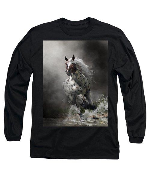 Appaloosa Long Sleeve T-Shirt