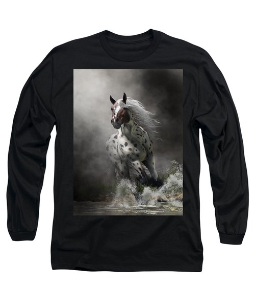 Appaloosa Long Sleeve T-Shirt