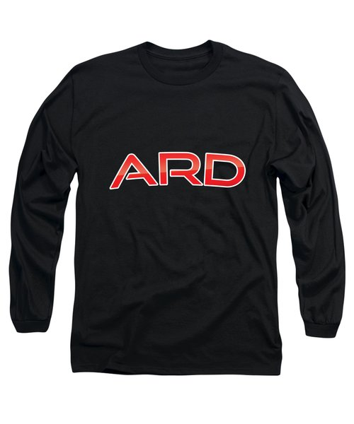 Ard Long Sleeve T-Shirt