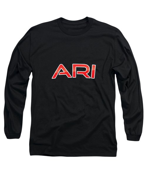 Ari Long Sleeve T-Shirt