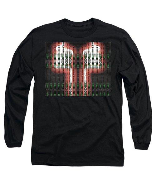 Art Deco Design 13 Long Sleeve T-Shirt