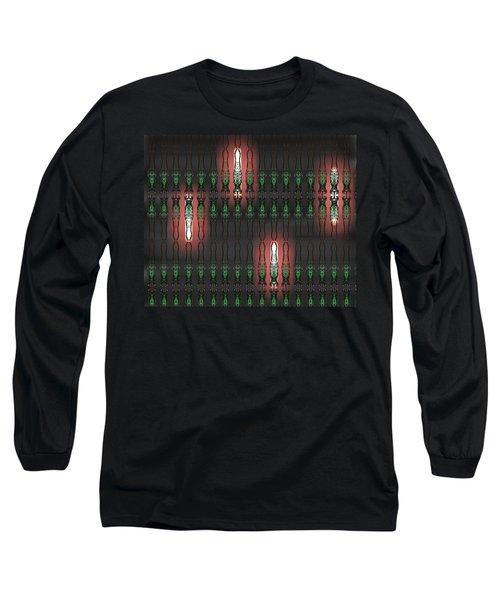 Art Deco Design 14 Long Sleeve T-Shirt