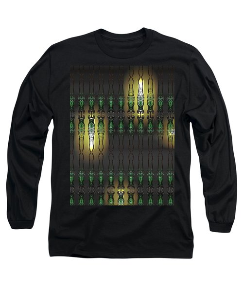 Art Deco Design 15 Long Sleeve T-Shirt