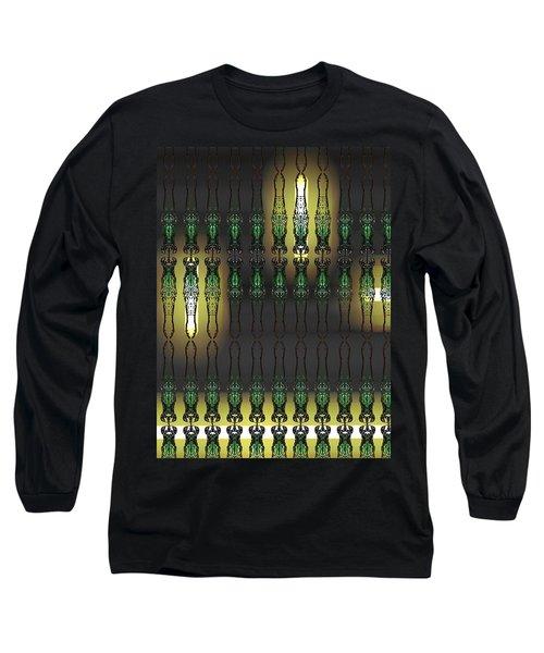 Art Deco Design 16 Long Sleeve T-Shirt