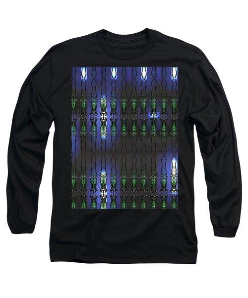 Art Deco Design 17 Long Sleeve T-Shirt