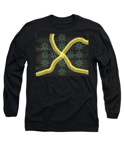 Art Deco Design 3 Long Sleeve T-Shirt