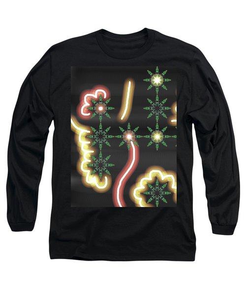 Art Deco Design 9 Long Sleeve T-Shirt