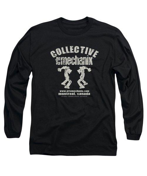 arteMECHANIX COLLECTIVE GRUNGE Long Sleeve T-Shirt
