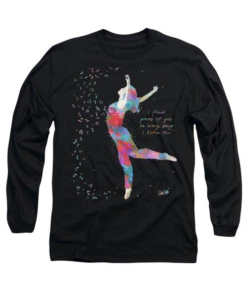 Beloved Deanna On Dark Long Sleeve T-Shirt