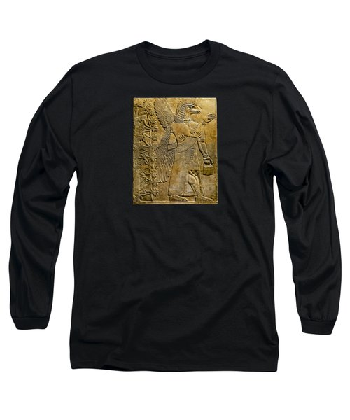 Assyrian Winged Genie 2 Long Sleeve T-Shirt
