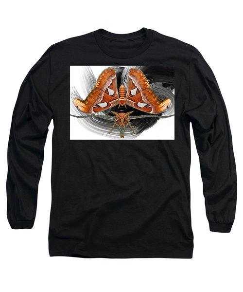 Atlas Moth8 Long Sleeve T-Shirt